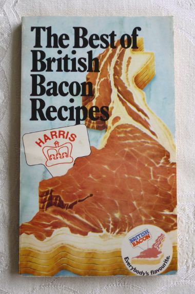 Mary Norwak, The Best of British Bacon Recipes - 1979